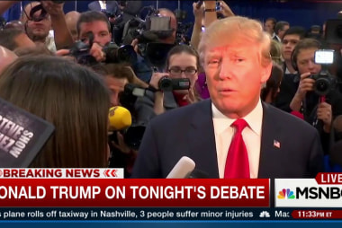 Trump moves on from calling Cruz a 'maniac'