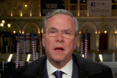 Jeb: Donald Trump is not a serious candidate