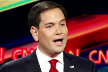 Rubio's stance on immigration questioned