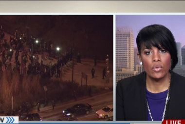Baltimore mayor: 'Justice isn't a verdict'