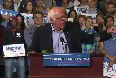 Fired Sanders campaign staffer speaks out