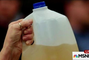 Flint river linked to lead contamination
