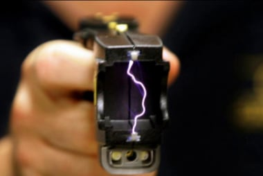 Documentary examines safety of tasers