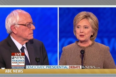 Bernie Sanders clears air with Hillary...