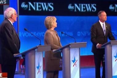 Breaking down the Democratic debate