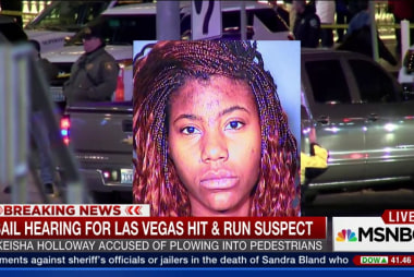 New details on Las Vegas hit and run suspect