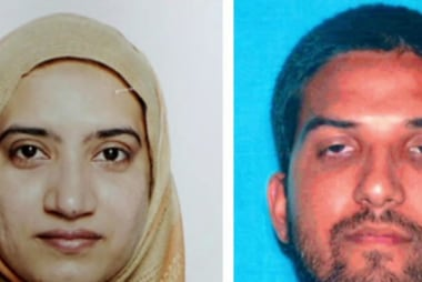 CA shooter shielded intentions on visa form