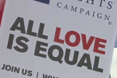 2015 'biggest year' for LGBT community