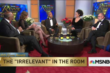 The Revvies: The 'Irrelevant' in the Room...