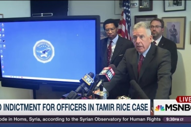 Tamir Rice shooting called error, not crime