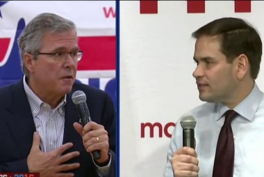 Rubio camp slams 'dishonest' Bush ad