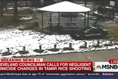 New pending charges in Tamir Rice shooting