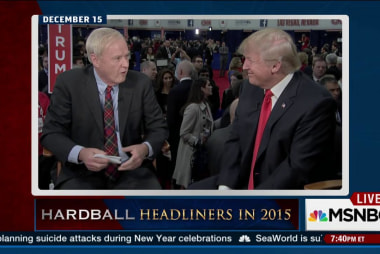 Hardball's headliners of 2015