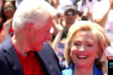 Clinton campaign makes renewed push in NH