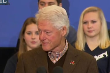 Bill Clinton: Political asset or liability?