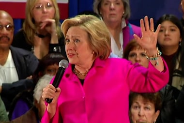 Hillary: 'We have a caregiving crisis'