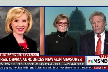 Pres. Obama's emotional plea on gun control
