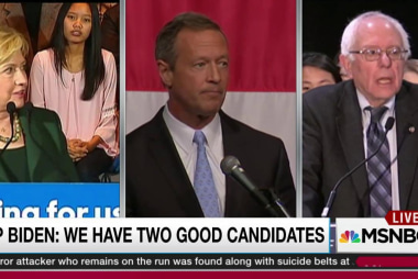 O'Malley fights to keep spot on debate stage