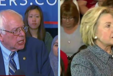 Clinton, Sanders in dead heat in Iowa and...