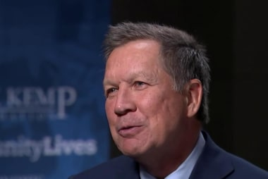 Kasich: We can get lower corporate taxes