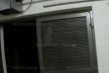 "Video shows raid at ""El Chapo's"" hideout"