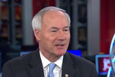 Arkansas governor: Trump brings a lot to...