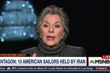 Senator Boxer on her 34th State of the Union