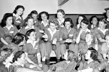 McSally: Allow WWII female pilots in...