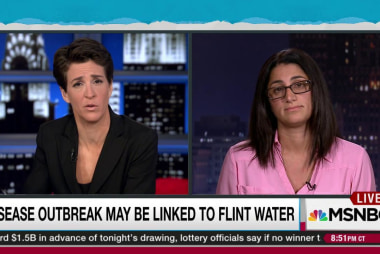 Doctor calls state's bluff on Flint lead