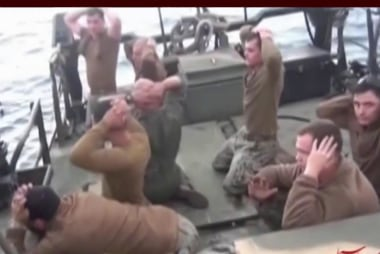 Mika: Iran video horrifying, but sailors...