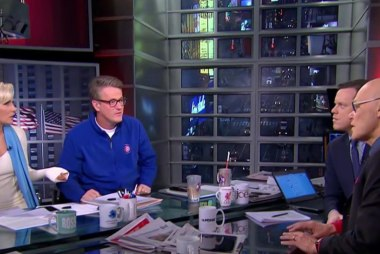 Carville, Brokaw on Trump, Sanders and 2016