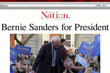 The Nation makes its 2016 endorsement