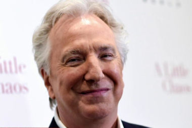 Actor Alan Rickman dies at 69