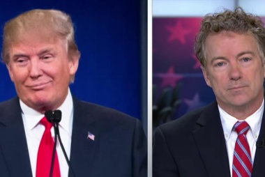 Paul: 'I don't want Trump to be the nominee'