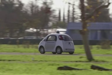 Rules for driverless cars?