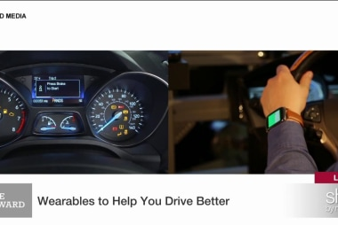 Ford dives into the world of wearables
