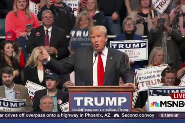 Fireworks by Trump and Cruz in GOP debate