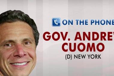 NY governor responds to Cruz 'offensive'...
