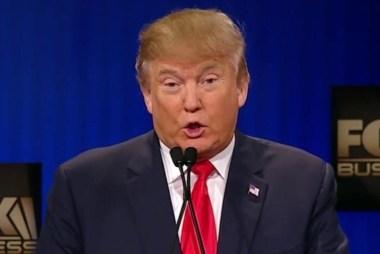 GOP candidates clash in first 2016 debate