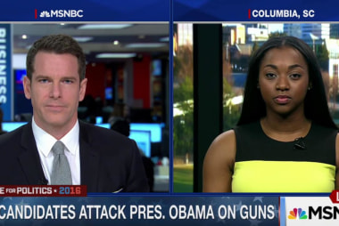 GOP candidates attack Pres. Obama on guns