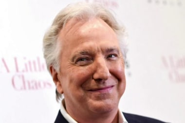 Let Me Finish: Remembering Alan Rickman