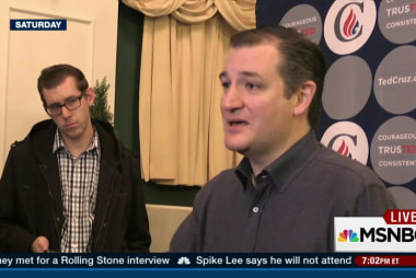 Cruz, Trump go to war ahead of Iowa