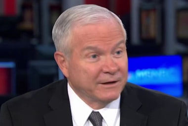 Robert Gates tears into GOP candidate's...