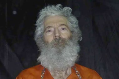 Why was Robert Levinson left behind?