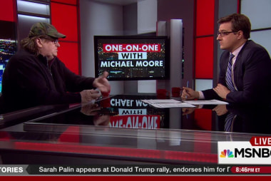 Michael Moore on #OscarsSoWhite