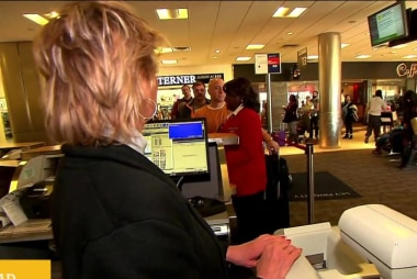 Flight attendants trained to spot trafficking