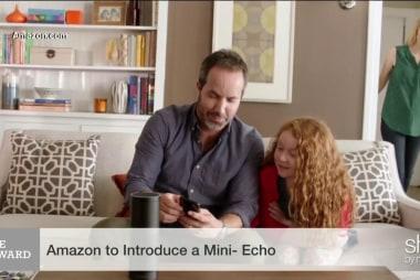Amazon set to introduce 'mini' Echo