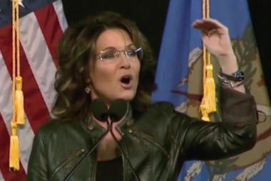 Palin: Pres. Obama partly to blame for son...