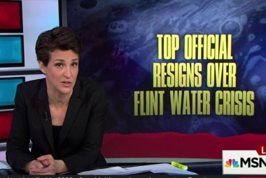 Flint water tie eyed in Legionnaires' spike