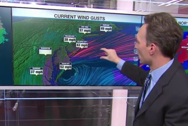 More than 2 feet could hit NYC